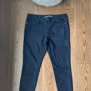 Mid rise crop jegging w stretch - Universal Thread